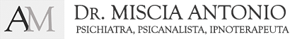 Dr. Antonio Miscia - Psicoanalista a Firenze, Ipnoterapeuta, Psichiatra